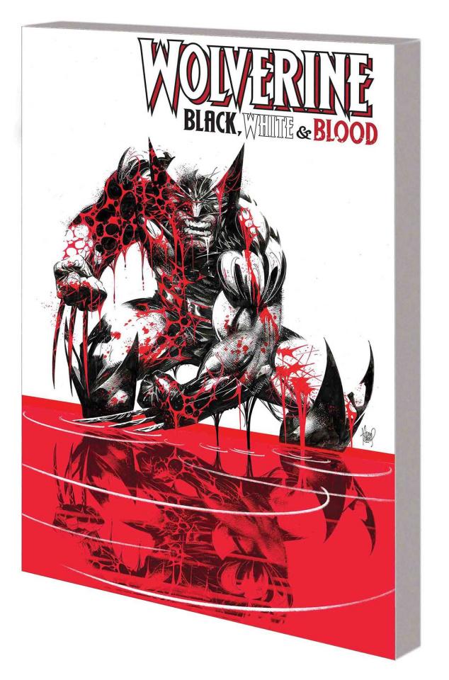 Wolverine: Black, White & Blood (Treasury Edition)