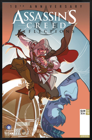 Assassin's Creed: Reflections #1 (Favoccia Cover)