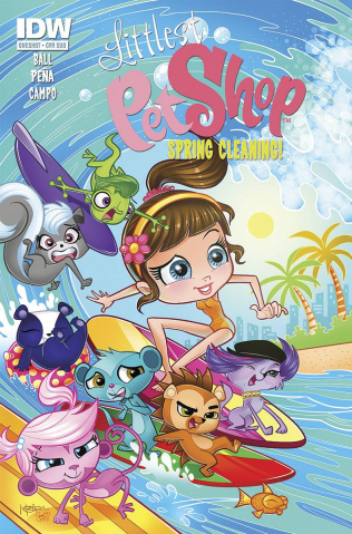 Littlest Pet Shop: Spring Cleaning