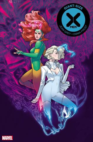 Giant Size X-Men: Jean Grey & Emma Frost #1