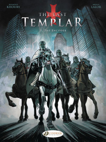 The Last Templar Vol. 1: Encoder