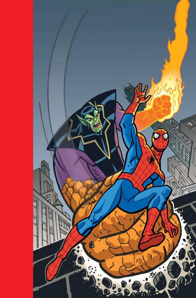 Marvel Universe: Ultimate Spider-Man #11