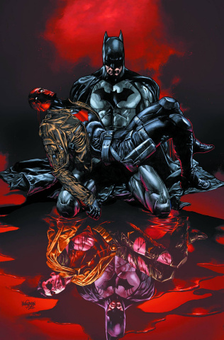 Red Hood and The Outlaws Vol. 3: Death of the Family
