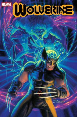 Wolverine #3 (Kubert / Hildebrandt Cover)