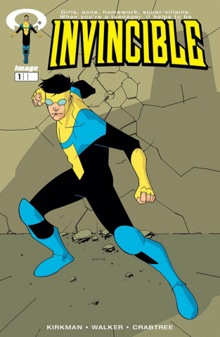 Invincible #1 (Image Firsts)