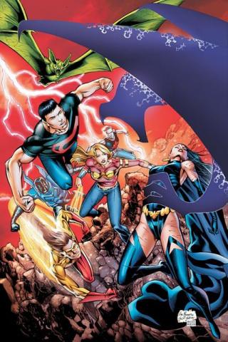 Teen Titans: The Hunt For Raven
