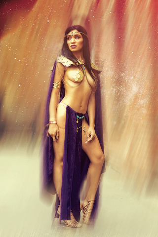 Dejah Thoris #1 (30 Copy Cosplay Virgin Cover)