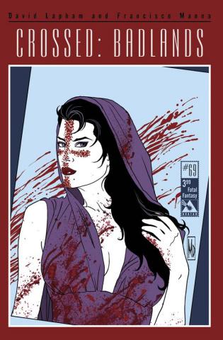 Crossed: Badlands #69 (Fatal Fantasy Cover)