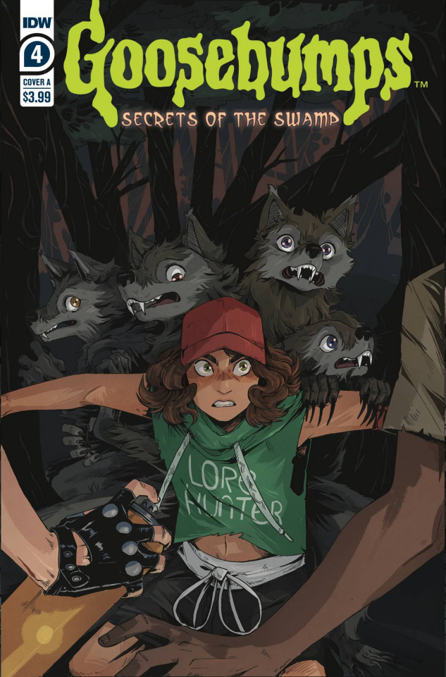Goosebumps: Secrets of the Swamp #4