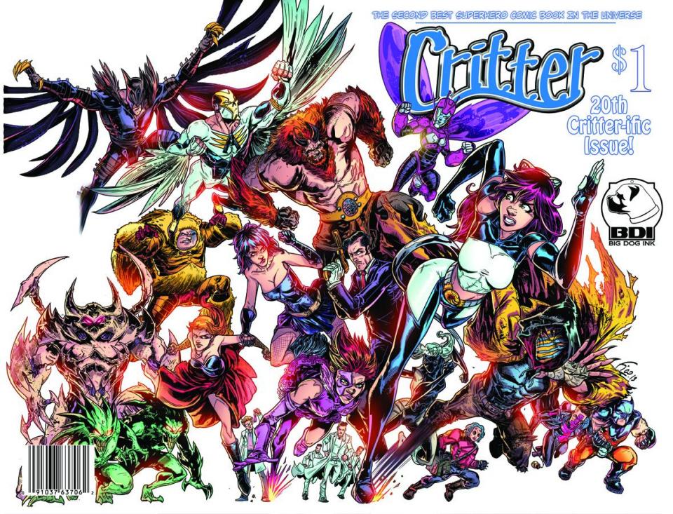 Critter #20