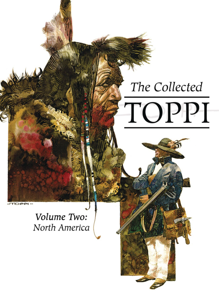 The Collected Toppi Vol. 2: Enchanted World