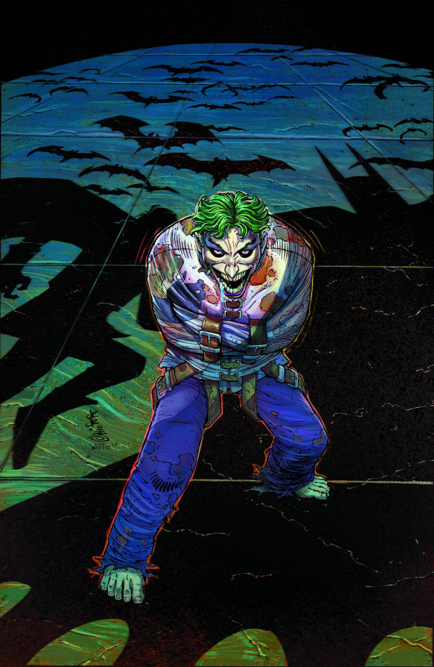 The Dark Knight Returns: The Last Crusade #1