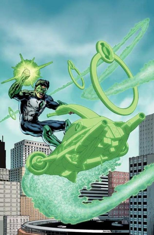 DC Retroactive: Green Lantern - The '90s #1