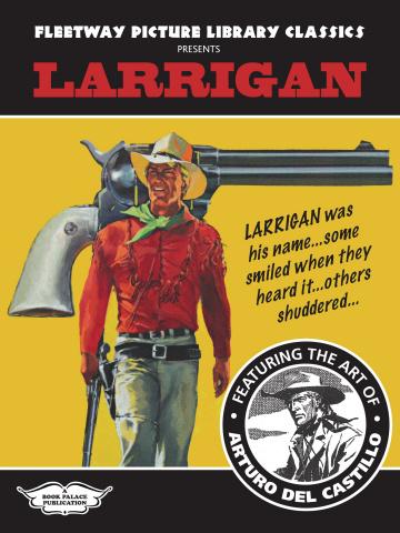 Larrigan (Fleetway Picture Library)
