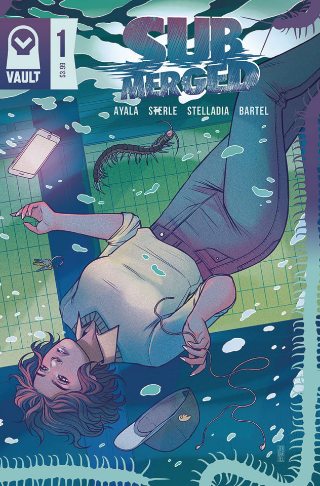 Submerged #1 (Bartel Cover)