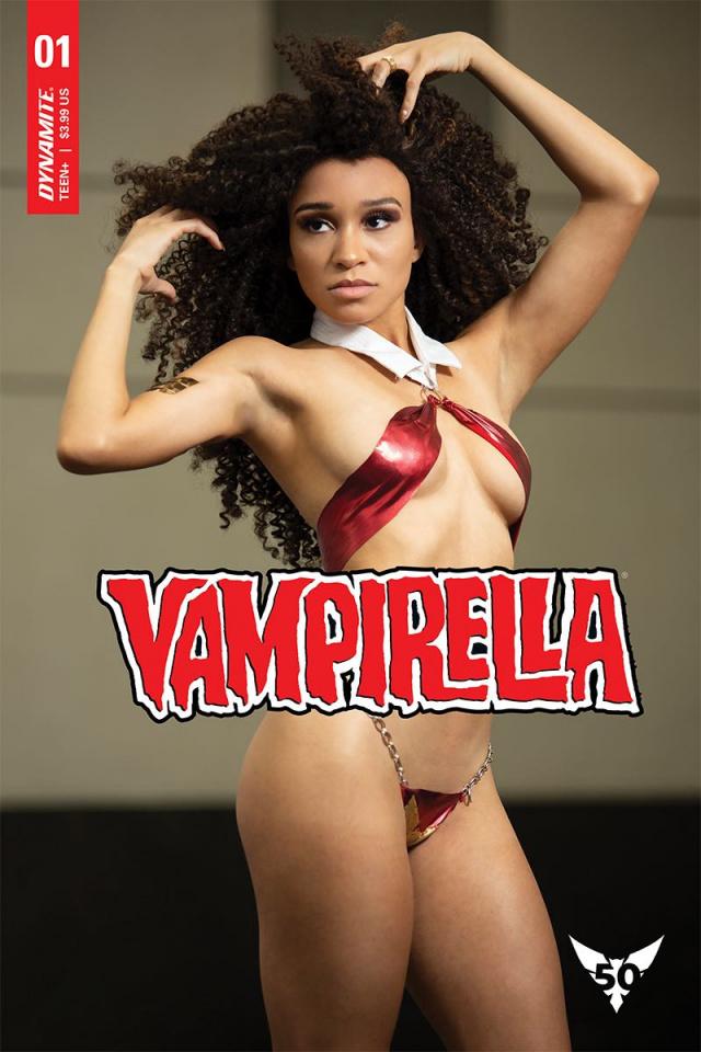 Vampirella #3 (Cosplay Cover)