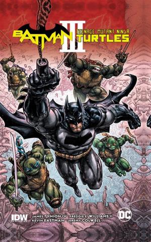 Batman / Teenage Mutant Ninja Turtles III