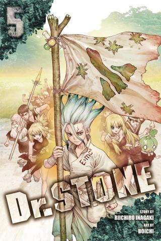 Dr. Stone Vol. 5