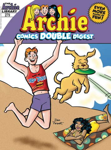 Archie Comics Double Digest #279