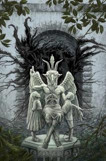 Grimm Fairy Tales: Satan's Hollow #1 (Cacau Cover)