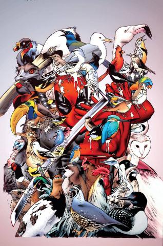 Uncanny X-Men #1 (Deadpool Cover)