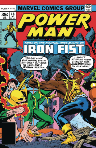 Power Man & Iron Fist #1 (True Believers)