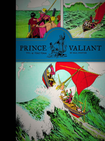 Prince Valiant Vol. 4: 1943-1944