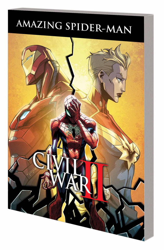 Civil War II: Amazing Spider-Man