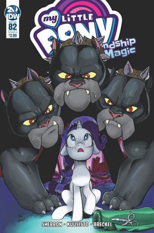My Little Pony: Friendship Is Magic #82 (Kuusisto Cover)