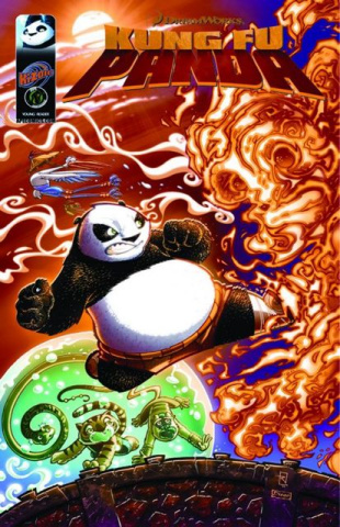Kung Fu Panda Digest Vol. 2: Elemental