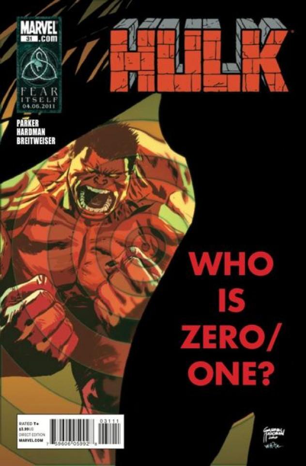 Hulk #31