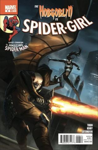 Spider-Girl #6