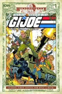G.I. Joe: A Real American Hero #1 (100 Penny Press Edition)