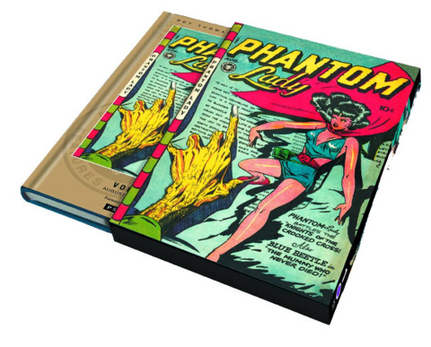 The Phantom Lady Vol. 1 (Slipcase Edition)