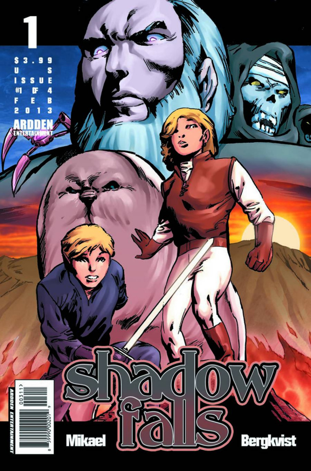 Shadow Falls #1