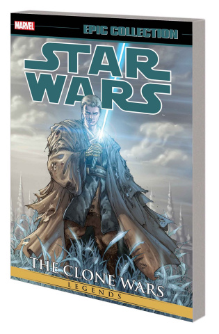 Star Wars: The Clone Wars Vol. 2 (Legends Epic Collection)
