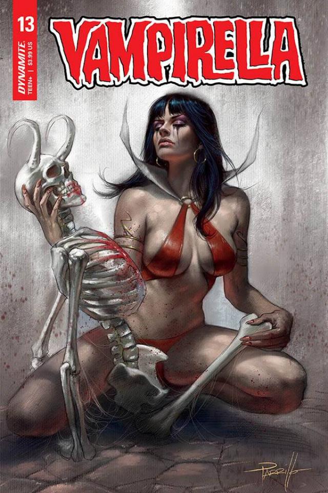 Vampirella #13 (Parrillo Cover)