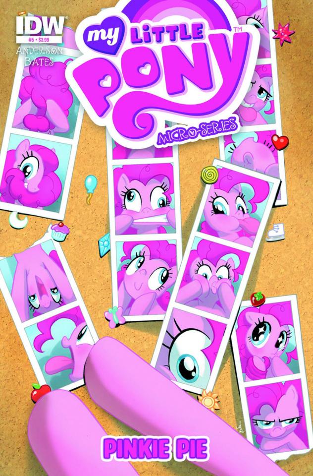 My Little Pony Micro-Series #5: Pinkie Pie