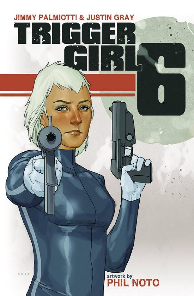 Trigger Girl 6 #1
