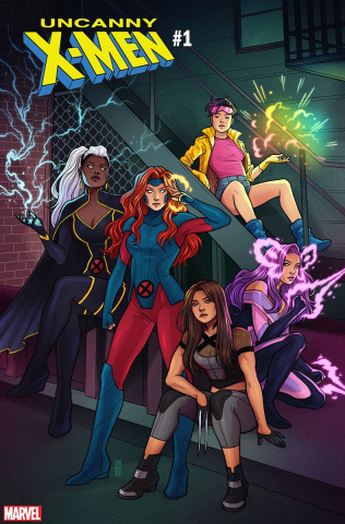 Uncanny X-Men #1 (Bartel Cover)