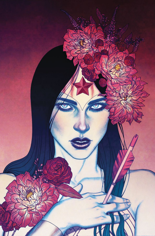 Wonder Woman #71 (Variant Cover)
