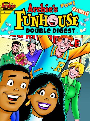 Archie's Funhouse Comics Double Digest #2