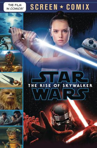 Star Wars: The Rise of Skywalker Vol. 1
