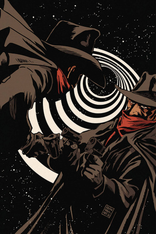 The Twilight Zone: The Shadow #2 (10 Copy Virgin Cover)