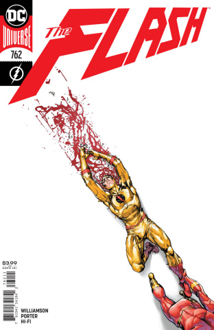 The Flash #762 (Howard Porter Cover)