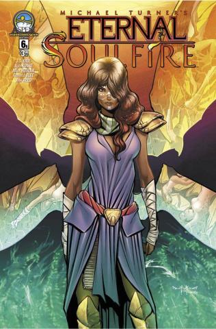 Eternal: Soulfire #6 (Qualano Cover)