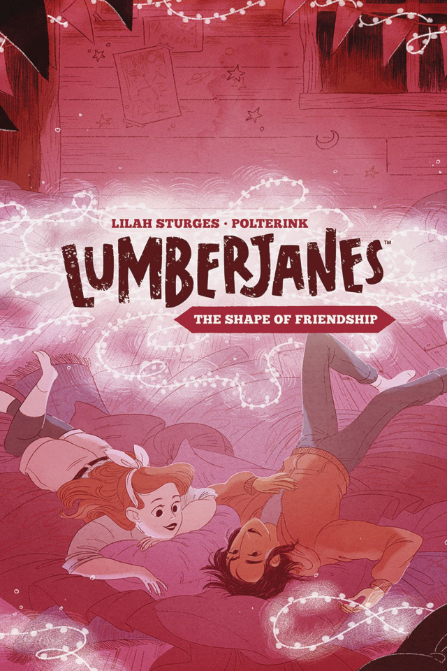 Lumberjanes Vol. 2: The Shape of Friendship