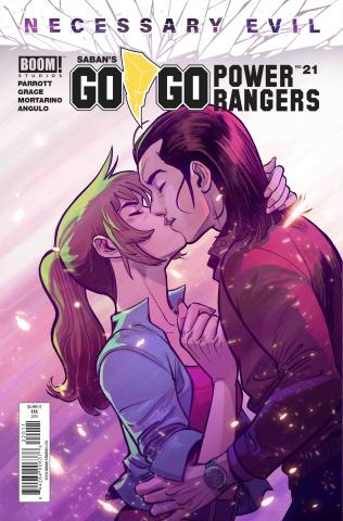 Go, Go, Power Rangers! #21 (2nd Printing)
