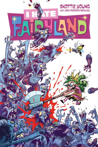 I Hate Fairyland #2 (Young Cover)