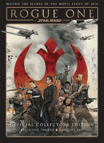 Star Wars: Rogue One Official Souvenir